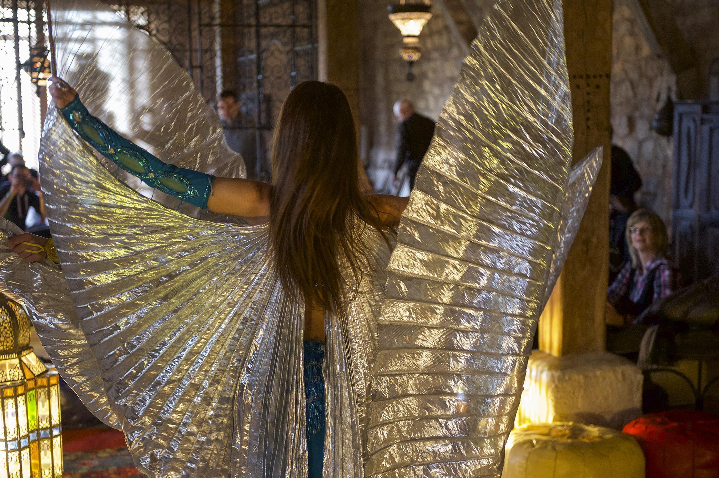 danseuse au pavillon