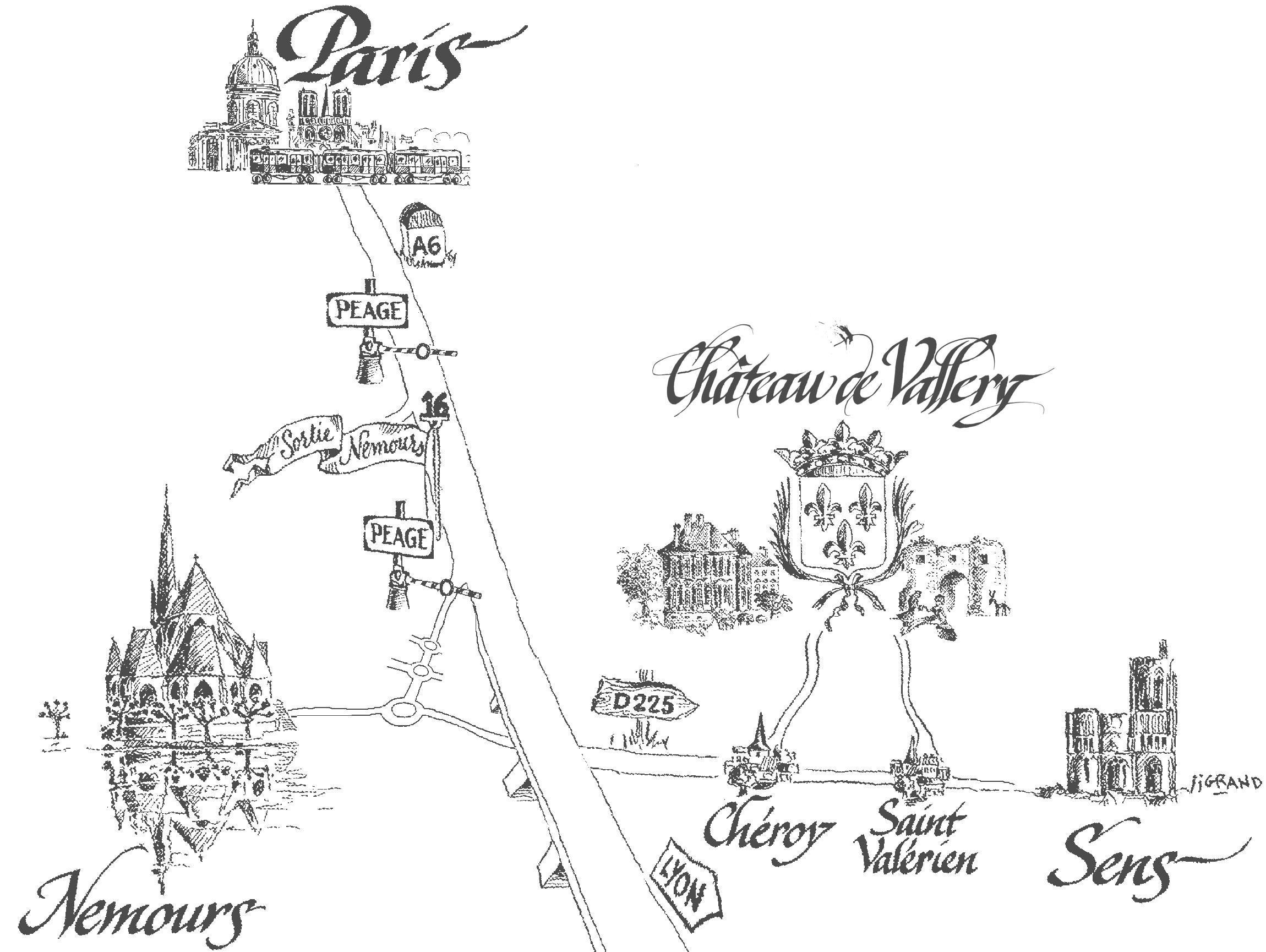 blog du Château de Vallery