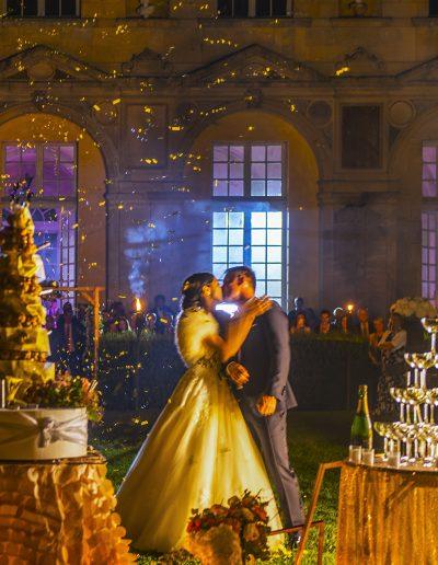 spectacles pour un mariage
