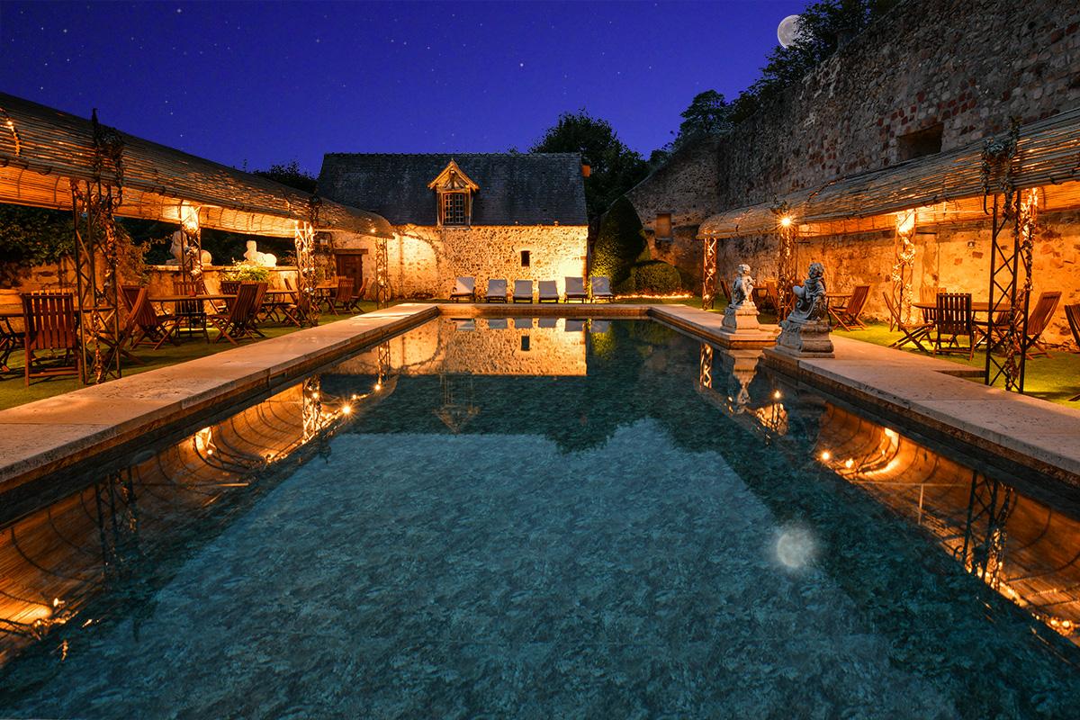 le Grand Bassin ou plus communément, la piscine