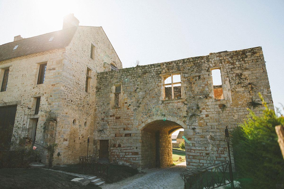Lara & Harold au château