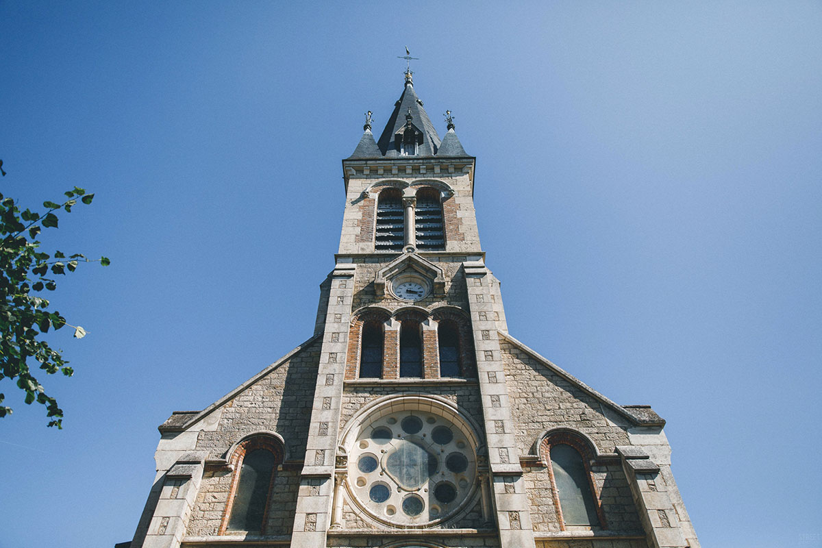 Église de Vallery