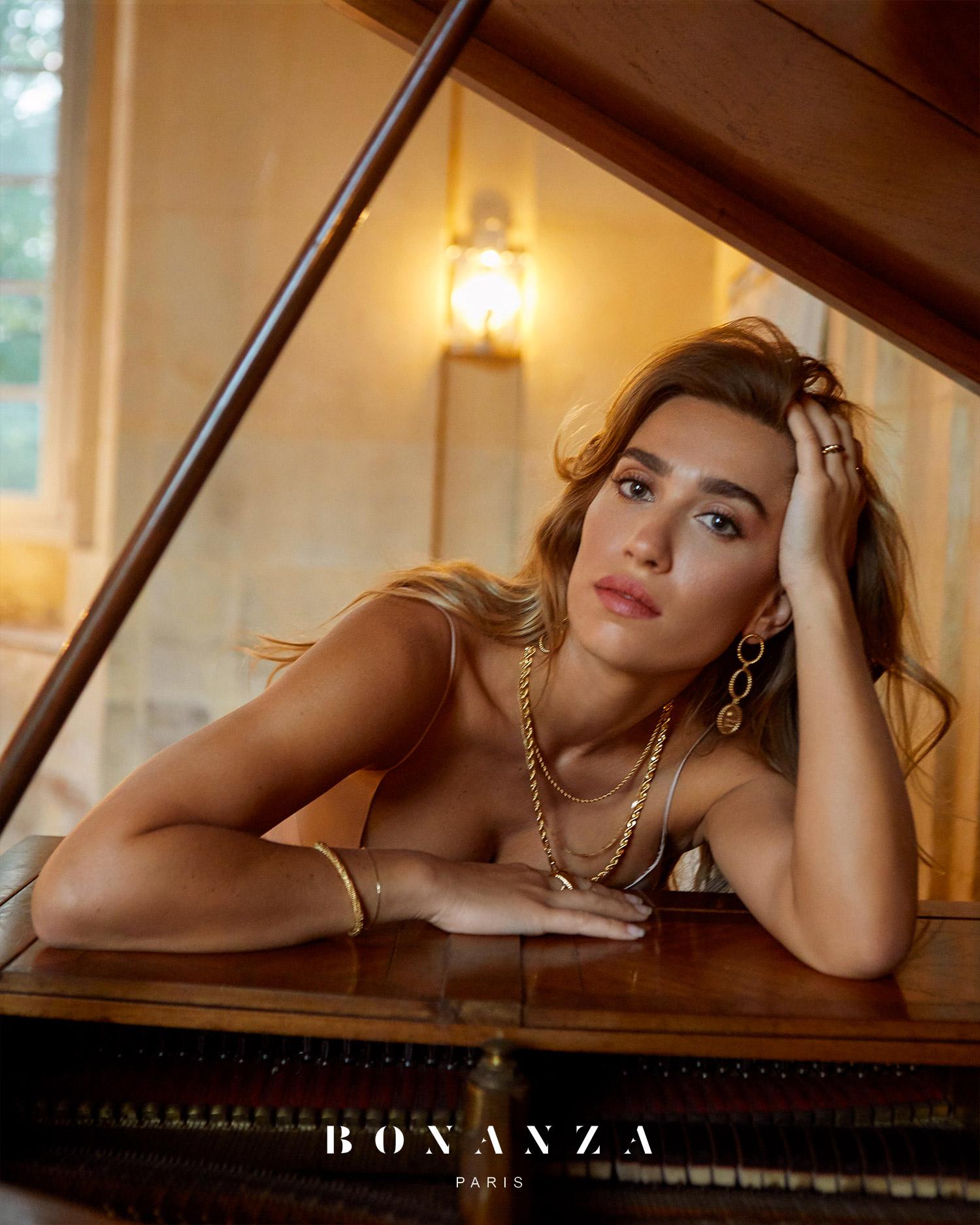 La Madone au piano